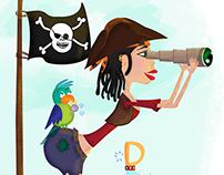 Character Illustration 2015