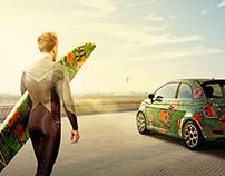 Fiat 500 All Seasons