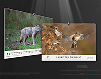LP PHOTOGRAPHICS • Calendar 2018 • Design & Layout