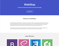 WebStop - Online Community for Open Source Technology