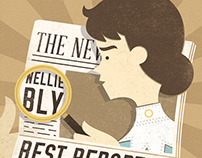 Good Night Stories for Rebel Girls - Nellie Bly