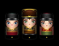Journey To The West / Thermos Design