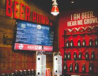Jackson's Beer Pump
