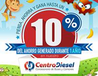 Campaña de Ahorro en Centro Diesel