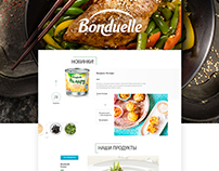 Bonduelle - Website