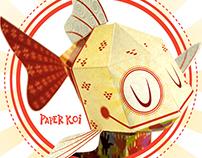 C3 Paper Koi Project