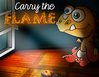Carry The Flame- Simulation Based Puzzle Game!