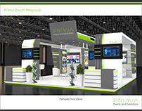 Generic Exhibition Stand