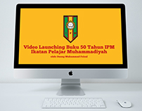 Video Book Launching 50th Ikatan Pelajar Muhammadiyah