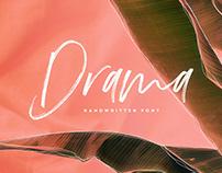 Drama Font