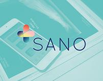Sano - Health organizer App