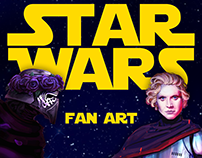 Star Wars Fan Art