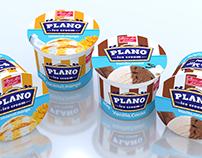 Plano Ice cream