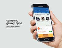 galaxy apps.