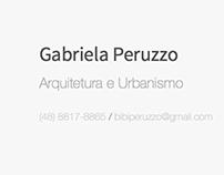 Gabriela Peruzzo Arquitetura