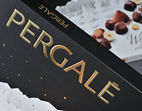 Christmas packaging for PERGALĖ