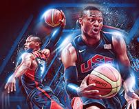 FIBA - Social Media designs - Vol, 3