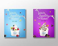 Yoggy's - Your Healthy Treat!