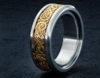 Dragon's Breath Ring - CG