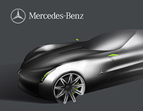 Mercedes-Benz Vision Coupe (2013)