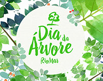 Dia da árvore - Shopping RioMar