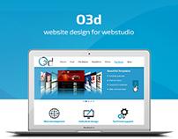 O3d Webstudio