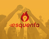 Esquenta - Complete Branding and Packaging Project