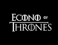 Videos de divulgação Econo of Thrones