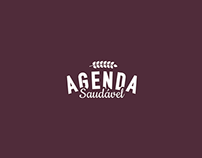Logotipo Agenda Saudável