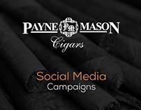 Social Media Campaigns - Payne-Mason