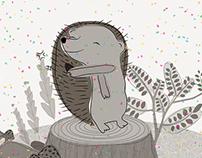 Kirpi Sivriburun'un Düğünü