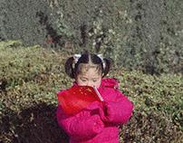 Tiananmen Square Girl