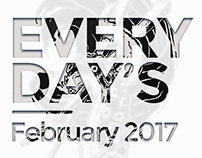 Everyday's February 2017