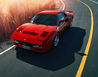 The Lauda Ferrari 288 GTO