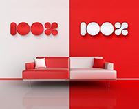 100%Diseño - Identidad Gráfica