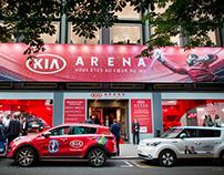 Kia Motors - Kia Arena UEFA Euro 2016