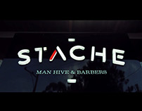 Stache Man Hive & Barbers