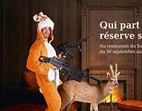 Restaurant le Soleil - Campagne 2015