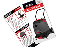 RIDGID RED Pocket Guide