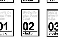 MDP Studio Signage