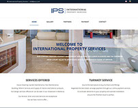 Custom Responsive Company Website