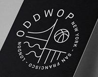 ODDWOP / music company branding