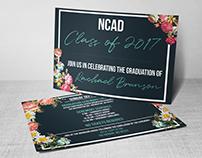 Grad Card Design