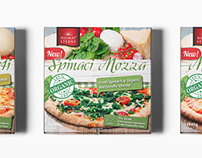 Heimat Sterne Organic Pizza - Packaging