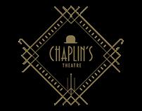 Chaplin's Theatre Branding & Responsive Web Design