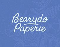 Bearydo Paperie Branding