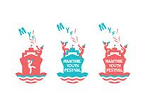 MYF Logo Designs