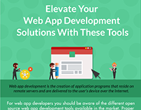 Elevate Your #WebAppDevelopment Solutions With Tool