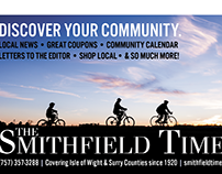 Promotional Print & Digital Media - Smithfield Times