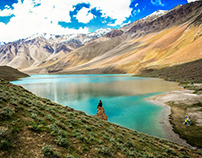 The Beauty of Nature - Spiti Valley, INDIA